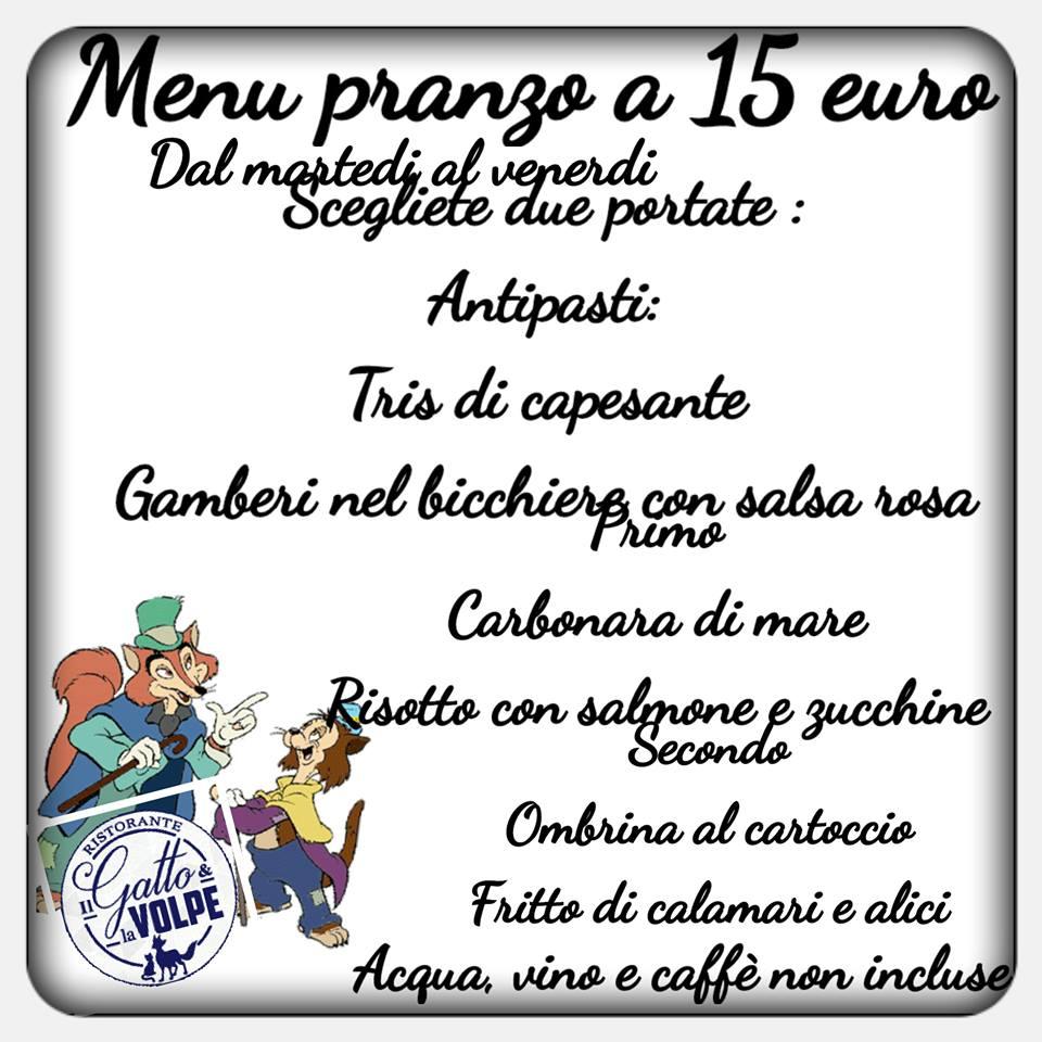 Ristorante Il Gatto E La Volpe Torino